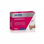 SANDOZ BIENESTAR EMBARAZO (30 CAPS)