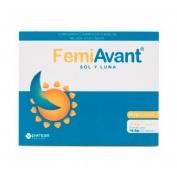 FEMIAVANT SOL Y LUNA (30 CAPS+30 CAPS)