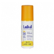 Ladival piel sensible alergica fps 30  gel-spray - fotoproteccion  alta (150 ml)
