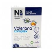 Ns valeriana complex (15 comprimidos)