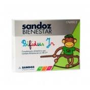 SANDOZ BIENESTAR BIFIDUS JR MONODOSIS (10 SOBRES)
