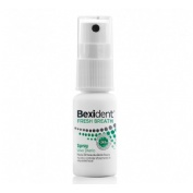 BEXIDENT FRESH BREATH (SPRAY 15 ML)