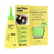 Antipiojos pack gel pediculicida con lendrera - pediculicida
