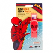 Citroband isdin kids + uv tester pulsera - edicion especial spiderman (c/ 2 recarga)