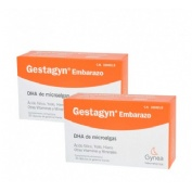 Gestagyn embarazo (pack duo 2 x 30 caps)