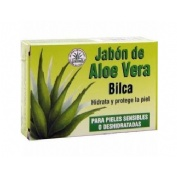 BILCA JABON DE ALOE VERA (100 G)