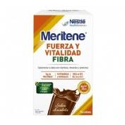 MERITENE FIBRA (35 G 14 SOBRES CHOCOLATE)
