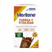 MERITENE30 G 15 SOBRES CHOCOLATE