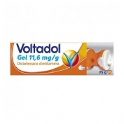 VOLTADOL 11,6 mg/g GEL,1 tubo de 75 g