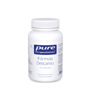 Pure encapsulations formula descanso (60 capsulas)