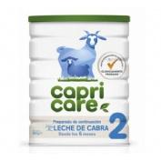 Capricare 2 Leche de cabra Continuación 800 g