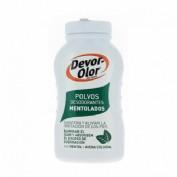 Devor olor desodorante pies polvos mentolados 100 g