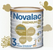 NOVALAC 3 PREMIUM PLUS 800 G