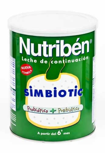 NUTRIBEN SIMBIOTIC LECHE DE CONTINUACION900 G