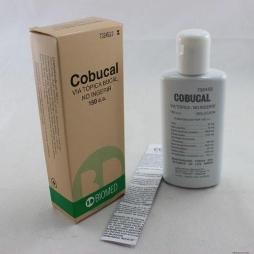 CO-BUCAL, 1 frasco de 150 ml