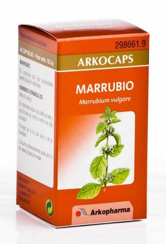 MARRUBIO ARKOCAPS (48 CAPS)