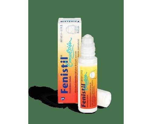 FENISTIL EMULSION, 1 frasco de 8 ml