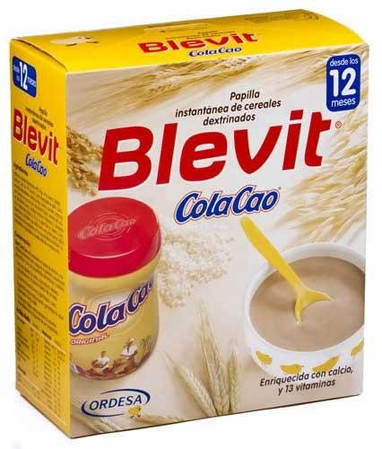 BLEVIT CEREALES CON COLA CAO 700 G