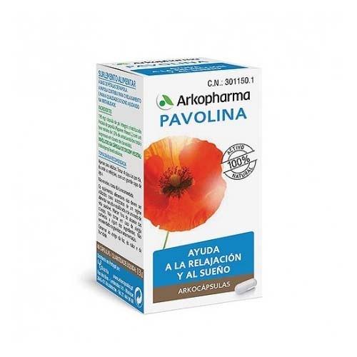 PAVOLINA ARKOCAPS (48 CAPS)