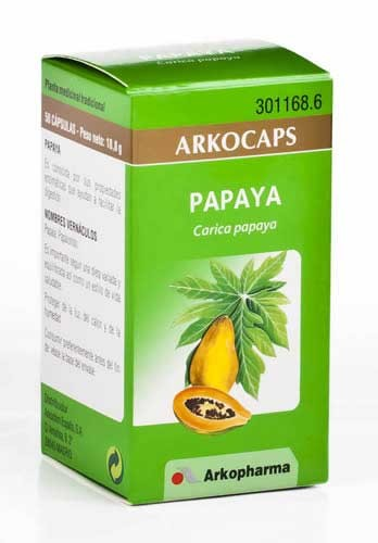 PAPAYA ARKOCAPS (50 CAPS)