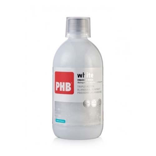 PHB WHITE ENJUAGUE BUCAL (500 ML)