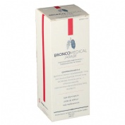 BRONCOMEDICAL JARABE , 1 frasco de 180 ml