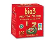 Bio3 te rojo (1.5 g 25 filtros)