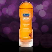 DUREX PLAY GEL MASSAG GUARANA ESTIMULANTE 200 ML