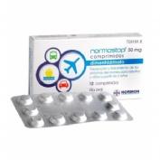 NORMOSTOP CAFEINA 50 MG/50 MG COMPRIMIDOS RECUBIERTOS CON PELICULA, 12 comprimidos (Blister Al/PA-Al