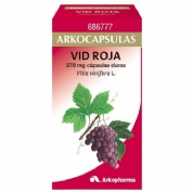 ARKOCAPSULAS VID ROJA 270 mg  CAPSULAS DURAS, 100 cápsulas