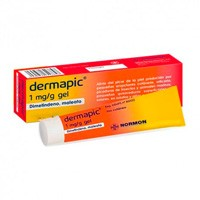 DERMAPIC 1 MG/G GEL, 1 tubo de 50 g