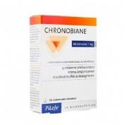 Chronobiane melatonina (1 mg 30 comp)