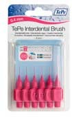 CEPILLO INTERDENTAL - TEPE (0.4 MM ROSA)