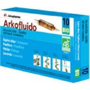 ARKOFLUIDO RELAJACION Y SUEÑO AMPOLLA BEBIBLE (15 ML 10 AMP)