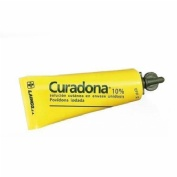 CURADONA 100 mg/ml SOLUCION CUTANEA, 10 frascos de 500 ml