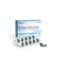 FITOLADIUS 80 mg CAPSULAS BLANDAS, 30 cápsulas