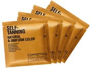 COMODYNES SELF-TANNING COLOR UNIFORME NATURAL - AUTOBRONCEADOR (8 TOALLITAS)
