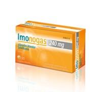 IMONOGAS 240 mg CAPSULAS BLANDAS, 30 cápsulas
