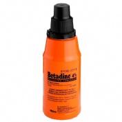 BETADINE 4% SOLUCION JABONOSA, 1 frasco de 125 ml