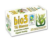BIO3 TE BLANCO (2 G 25 FILTROS)