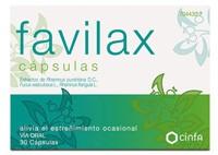 FAVILAX CAPSULAS , 30 cápsulas