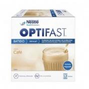 OPTIFAST BATIDO (54 G 9 SOBRES CAFE)