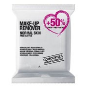 COMODYNES - MAKE UP REMOVER NORMAL SKIN (CONTENEDOR 20 + 10 TOALLITAS)