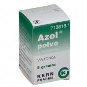 AZOL POLVO, 1 tarro de 5 g