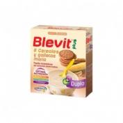 BLEVIT PLUS 8 CEREALES Y GALLETAS (DUPLO 600 G)