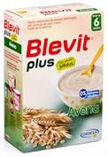 BLEVIT PLUS AVENA 6 MESES (300 G 12 U)