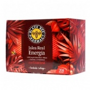 Black bee pharmacy jalea energia (20 viales 10 ml)