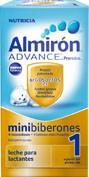 ALMIRON ADVANCE 1 LIQUIDO MINIBIBERON (70 ML  4 U)