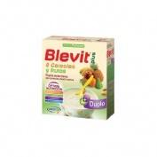 BLEVIT PLUS DUPLO 8 CEREALES Y FRUTAS (600 G)