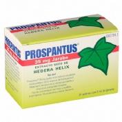 PROSPANTUS JARABE EN SOBRES , 21 sobres de 5 ml